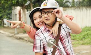Danh hài Anh Vũ 'có tình cảm' với Ốc Thanh Vân