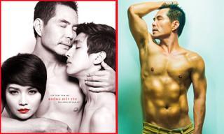 """""""Sốt"""" với trailer phim đồng tính """"Lạc Giới"""" của Trung Dũng"""