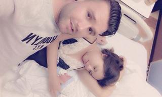DJ 9X Myno đã sinh con trai đầu lòng tại Hà Lan