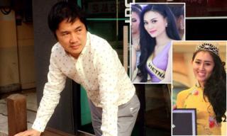 Bầu Hoà bị triệu tập phạt vì Huỳnh Thuý Anh và Cao Thuỳ Linh thi chui