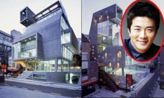 Sao nam 'Nấc thang lên thiên đường' Kwon Sang Woo tậu nhà gần 120 tỉ đồng