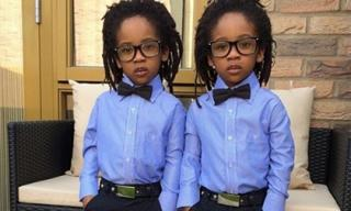 Cặp song sinh gây sốt trên Instagram với phong cách thời trang cực sành điệu