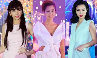 Dàn sao Hàn – Việt tham dự kỷ niệm 7 năm thành lập Angel Beauty