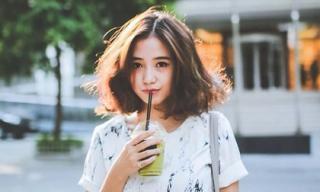 Cận cảnh nhan sắc hoàn hảo của hot girl 'soán ngôi' Chi Pu tại Hà Nội