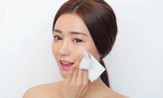 6 lưu ý đơn giản giúp bạn tẩy trang da mặt sạch & khỏe