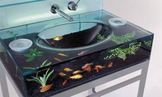 5 mẫu bồn rửa mặt độc đáo cho nhà tắm