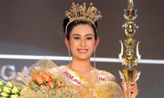 Người đẹp lai 3 dòng máu đăng quang HH Việt Nam Thế giới