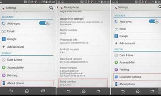 Bốn bước đơn giản kiểm tra cảm ứng chạm cho điện thoại Android