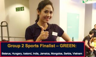 HHTG 2014: Nguyễn Thị Loan lọt chung kết Miss Sport