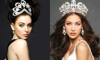 10 mỹ nhân xinh đẹp nhất cuộc thi Hoa hậu Hoàn vũ