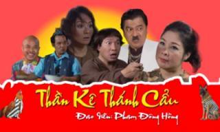 Hài Tết 2015: 'Thần kê, Thánh cẩu'