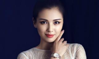 Lưu Đào làm quý cô thời thượng trên tạp chí