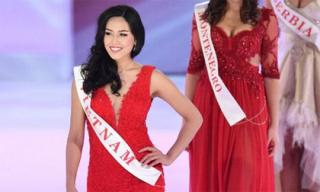 Nguyễn Thị Loan chưa hài lòng với top 25 HH Thế giới