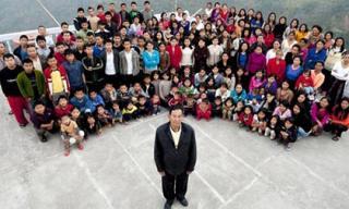 6 người đàn ông đông vợ con nhất thế giới