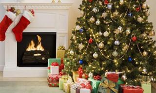Dưới 100.000 nghìn, thoải mái trang trí Giáng Sinh lung linh