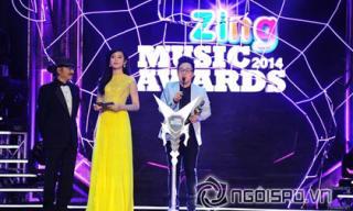 Trót yêu (Trung Quân Idol) thắng giải Ca khúc của năm