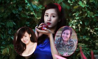 4 hot girl Việt lột xác thành 'gái ngoan' trong năm 2014