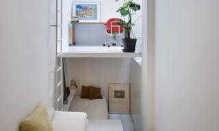 Độc đáo căn hộ 21m² với thiết kế như... trò chơi điện tử