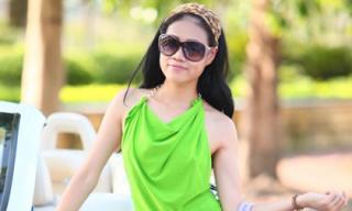 Á khôi Khánh Linh - Cô gái Tuyên Quang có tấm lòng nhân ái