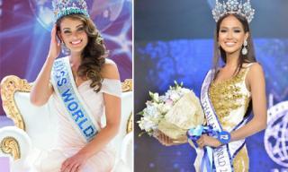 Tiết lộ danh sách Top 10 Hoa hậu đẹp nhất thế giới 2014