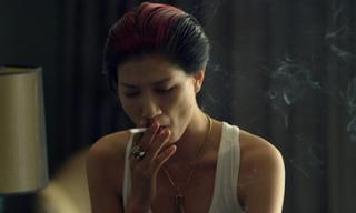 Trang Trần được thả, phim cô tranh tài Cánh diều vàng