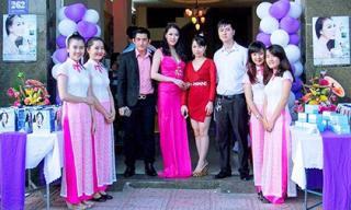 Đầu năm, Phi Thanh Vân tưng bừng khai trương Chi nhánh Nha Trang