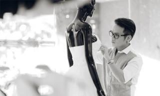 Chung Thanh Phong làm BST lấy cảm hứng từ hạt cà phê