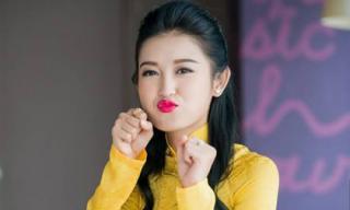 1001 'sắc thái' mặt xấu dễ thương của hoa, á hậu Việt