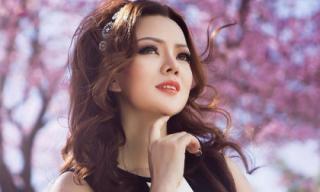 Ruby Anh Phạm tái xuất tươi trẻ sau đăng quang Á hậu một