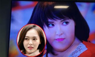 Đường Yên gây 'choáng' khi lộ ảnh mập ú hơn 100kg