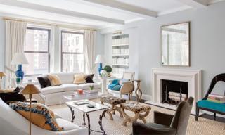 Xiêu lòng với căn hộ có cách phối màu hoàn hảo