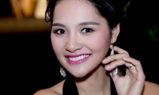 Hoa hậu Hương Giang khoe vẻ đẹp 'vạn người mê'
