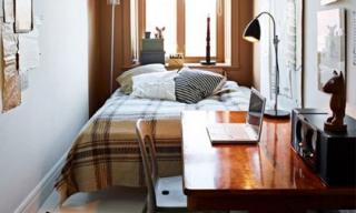 12 ý tưởng thông minh để bài trí phòng ngủ nhỏ