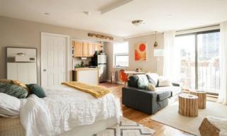 Căn hộ nhỏ 37m² đẹp như mơ của nhà thiết kế nghệp dư