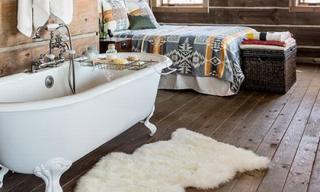Những mẫu thiết kế bồn tắm tuyệt đẹp trong phòng ngủ