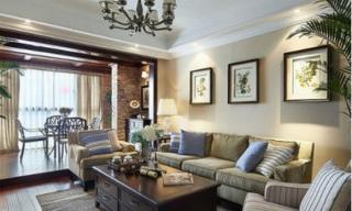 Trang trí nội thất tuyệt đẹp của căn hộ 106 m2 theo phong cách Mỹ