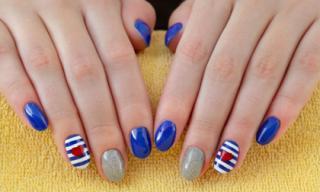 24 mẫu nail 'siêu chất' dành cho mùa hè rực rỡ