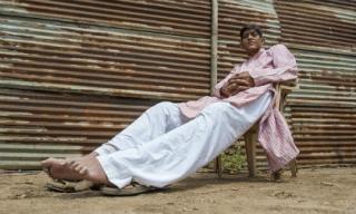 Chàng trai cao nhất Ấn Độ với hơn 2,46m