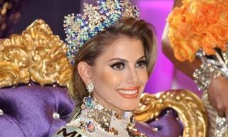 Mỹ nhân 24 tuổi đăng quang Hoa hậu Thế giới Venezuela 2015