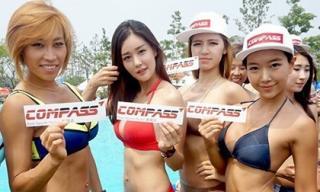 Thí sinh Hoa hậu Hàn 2015 bị chê nhan sắc xấu đến khó tin