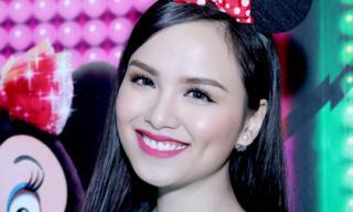 Hoa hậu Diễm Hương khoe nhan sắc 'gái một con' như 'công chúa'