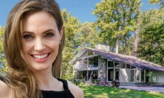 Cận cảnh căn nhà thời ấu thơ của Angelina Jolie trị giá gần 45 tỷ