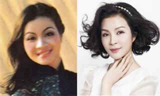 Bí quyết 20 năm không đổi nét xuân của MC Thanh Mai