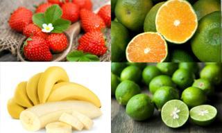 4 loại quả quen thuộc giúp bạn có hàm răng trắng, nụ cười xinh