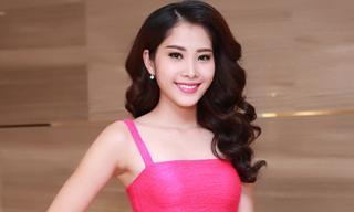 Hoa khôi Nam Em: 'Tôi không ném giày khi trượt top 5 Hoa hậu Hoàn vũ'