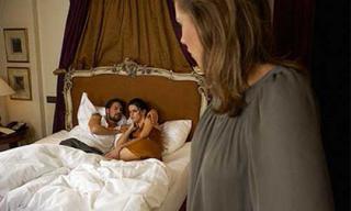 'Bắt quả tang' chồng sắp cưới ngoại tình ngay trên giường 'tân hôn'
