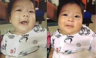 Con trai Nhật Kim Anh ngày càng bụ bẫm, đáng yêu