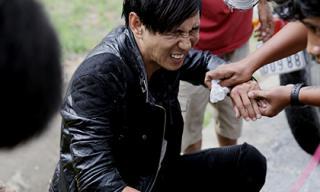 Lý Hải gặp tai nạn nghiêm trọng trên phim trường