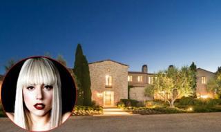 Soi nội thất biệt thự siêu sang trị giá 496 tỷ đồng của Lady Gaga
