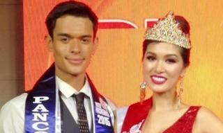 Mẫu Việt 2 con đăng quang Hoa hậu Thế giới toàn cầu 2015